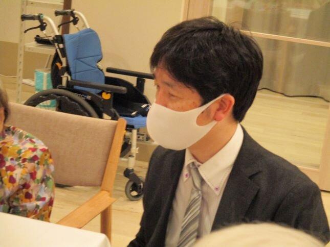 【チャームスイート高円寺】介護職に向いているのは、いい意味で真面目すぎない人