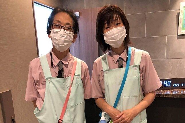 【有料老人ホームで働く看護師】安心して過ごしていただくために最大限のことを
