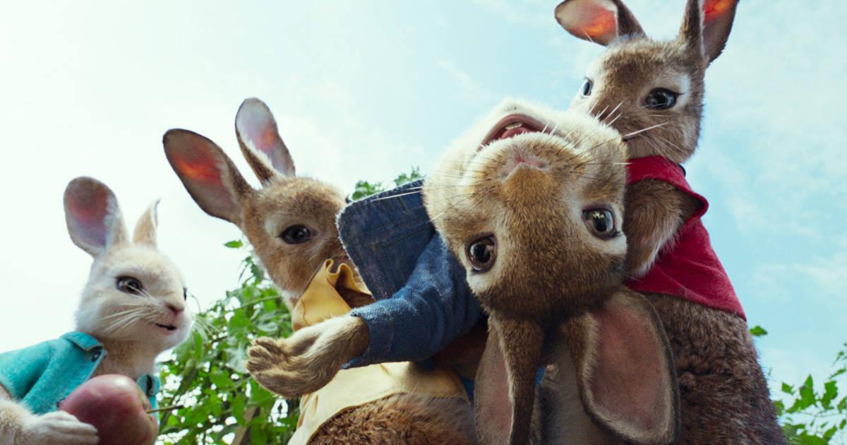 『ピーターラビット』 | 誰もが好きになるヤンチャな暴れん坊ウサギ