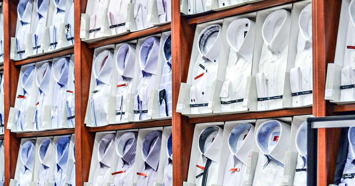【シーン別】正しいワイシャツの選び方を解説!(襟、色、柄、形状、素材)