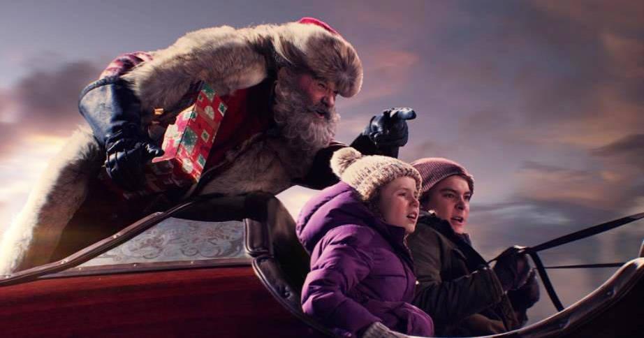 """自宅が映画館に! Netflixのオリジナル映画『クリスマス・クロニクル』で""""サンタを信じる心""""を家族と分け合おう"""