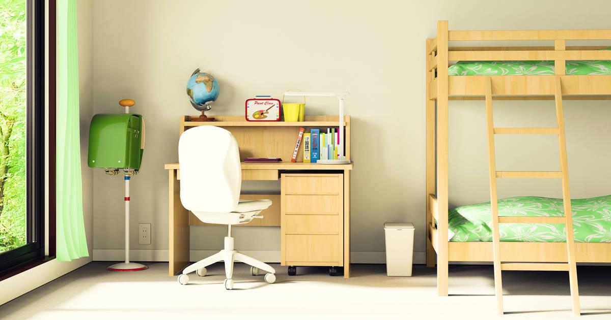 学習机の選び方。収納マンが教える買う前に知っておきたいトレンドやポイント