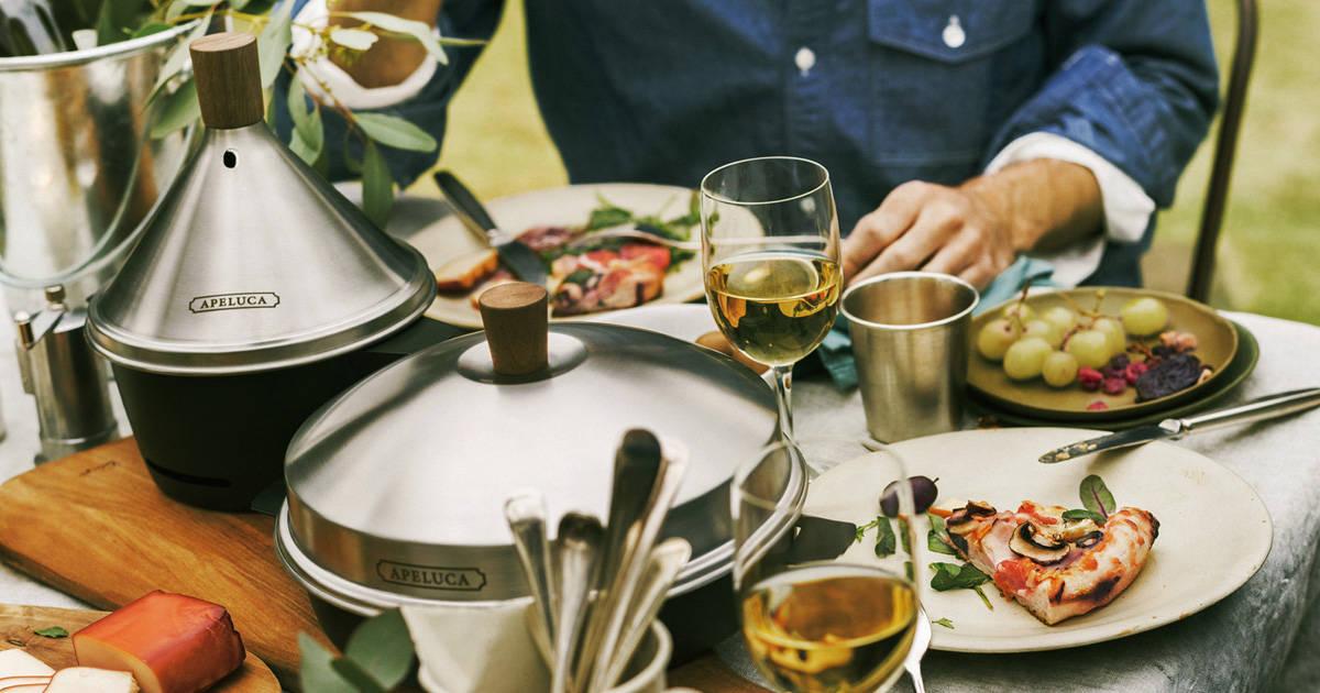 ピザと燻製をアウトドア料理の新定番に!優れモノ調理道具の体験レポート