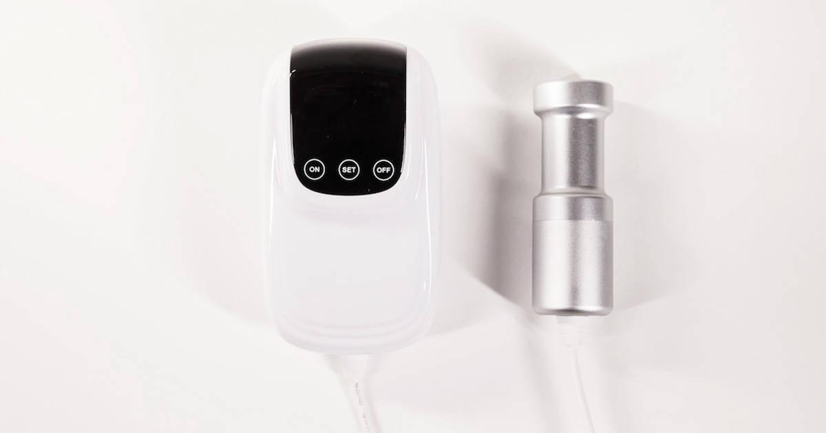 弾ける泡で汚れを落とす!超小型&超音波洗浄クリーナー『Sonic Soak』