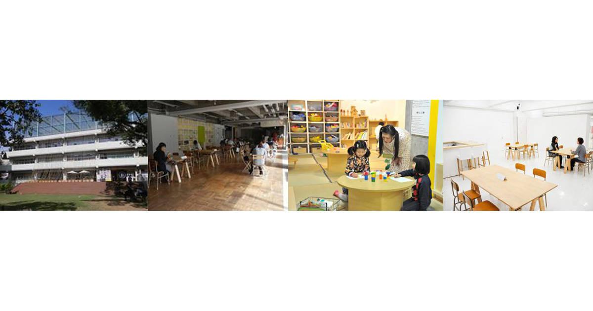 かつての校舎が、子どもも遊べるアート施設に「3331 Arts Chiyoda」