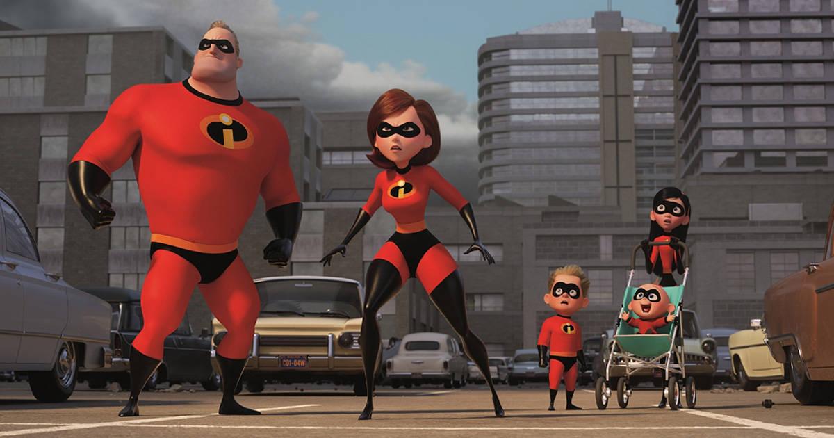 『インクレディブル・ファミリー』 | 家事育児はヒーロー活動よりもハード