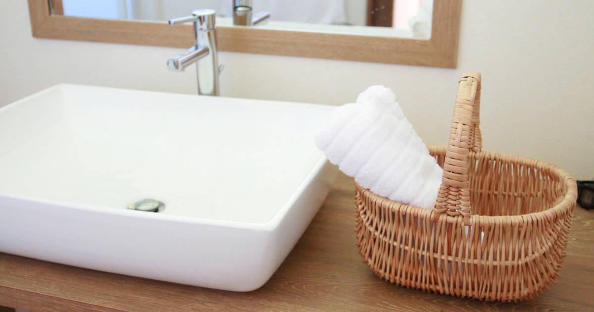 洗面脱衣所をスッキリ片づけるには3つのデッドスペースを活用しよう
