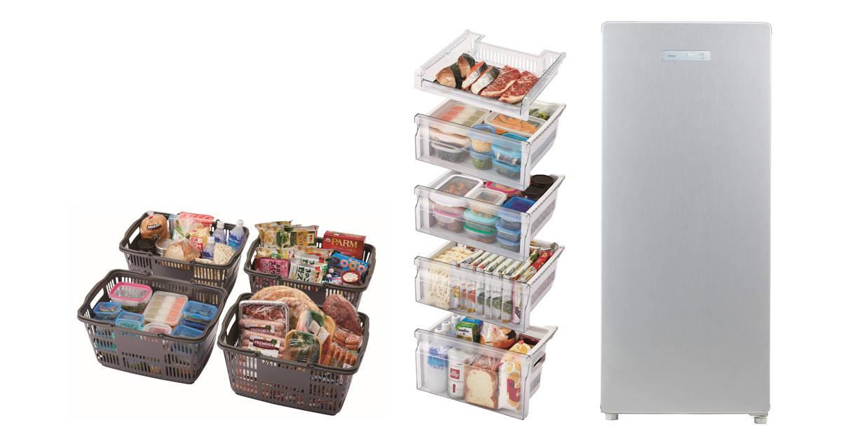 """共働き家庭の7割以上が""""冷凍庫がパンパン""""!今後の冷凍庫ニーズで求められる「セカンド冷凍庫」のススメ"""