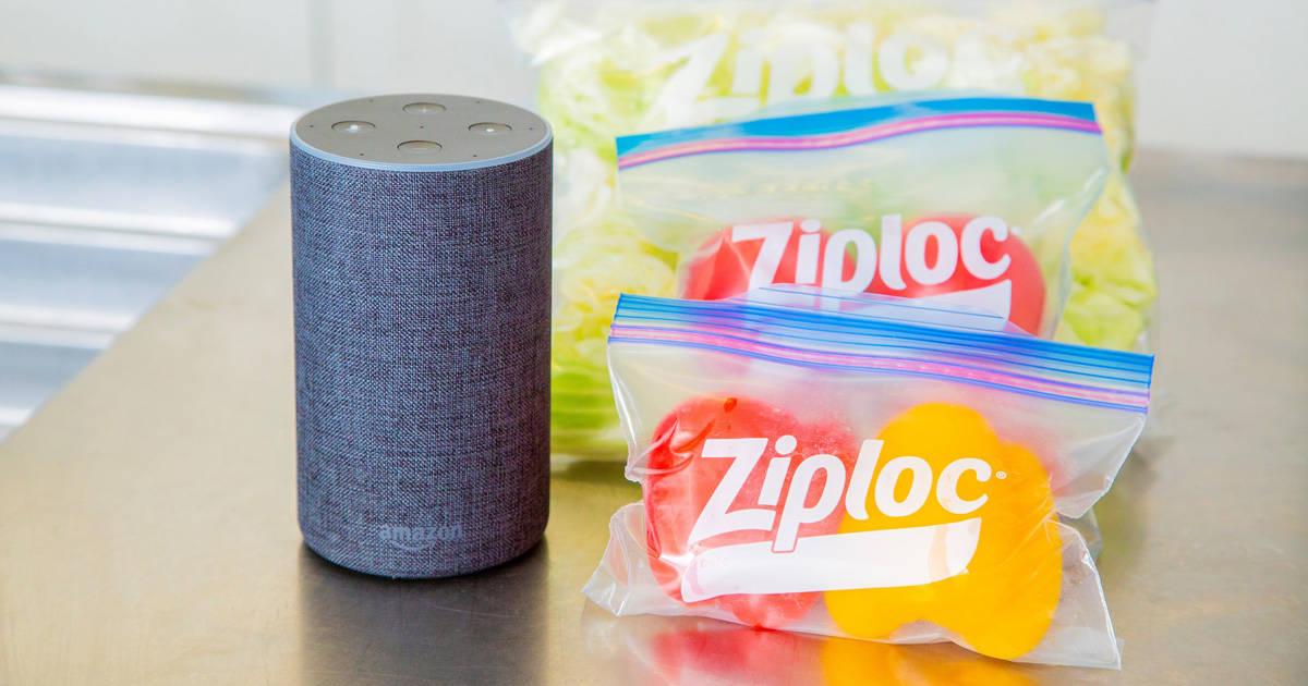 野菜やおかずの冷凍保存方法を調べる手順は「アレクサ、○○の冷凍保存は?」だけ! AIアシスタント「Amazon Alexa」に新スキル登場