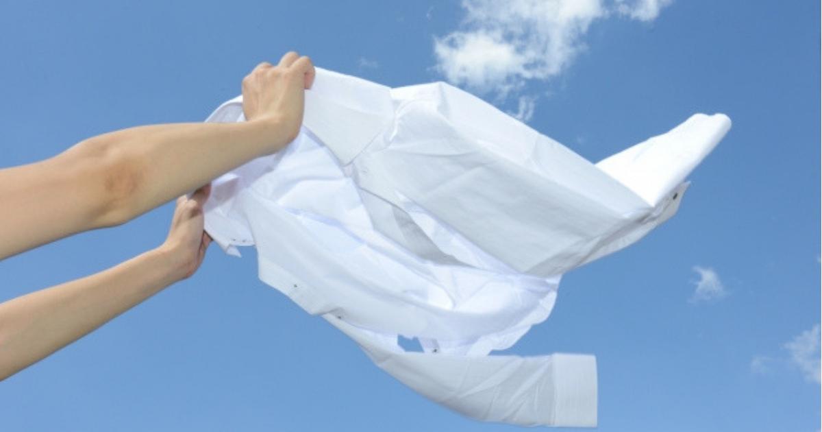 ワイシャツの襟汚れもキレイに!頑固な襟汚れの落とし方と予防法をご紹介