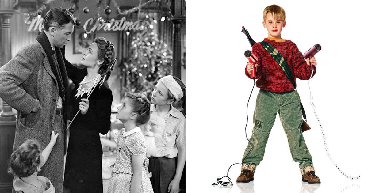『ホーム・アローン』『素晴らしき哉、人生!』 | いつまでも色あせないクリスマス賛歌
