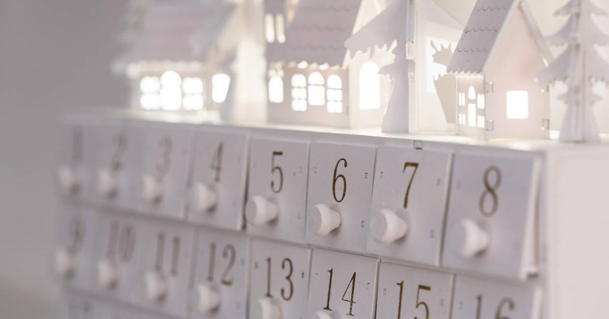 お家でクリスマスの準備を!アドベントカレンダーでカウントダウンを楽しもう