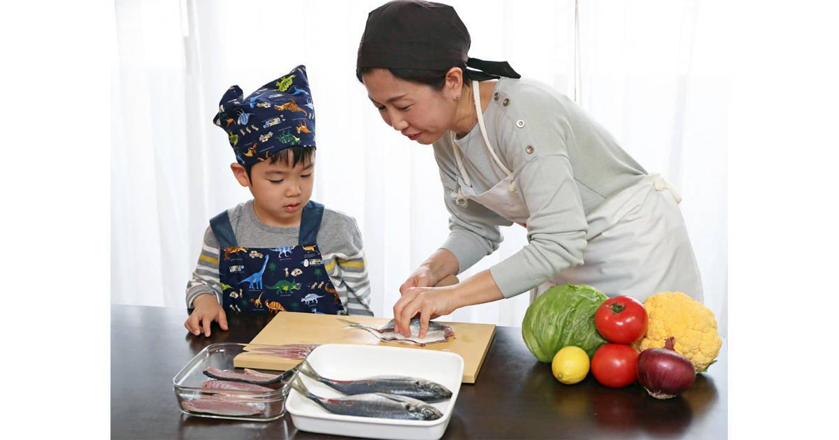【魚の食育】子どもたちが魚を好きになるきっかけに!「家庭でさばく!お魚食育プラン」