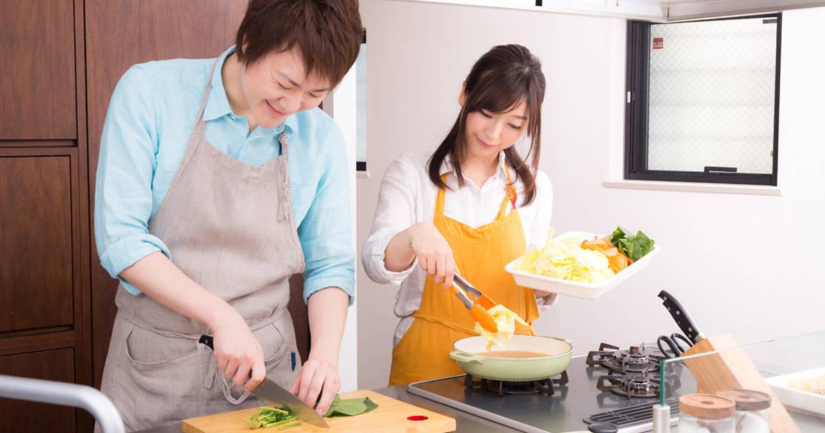 キッチン収納のコツ!快適に料理するためにチェックすべき5つのモノとは?
