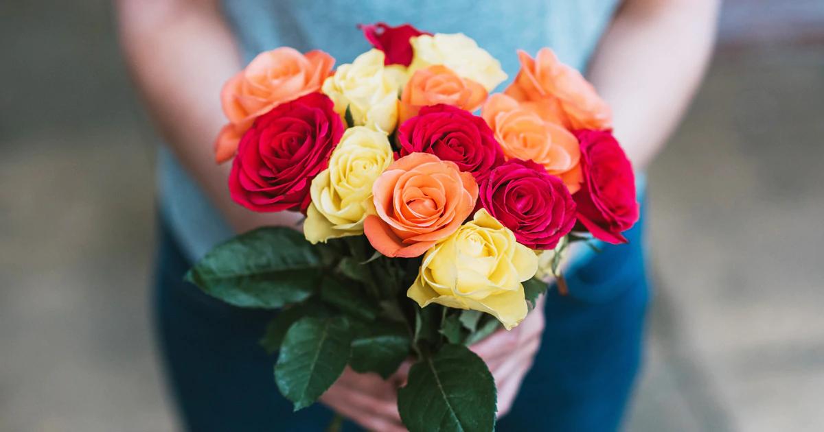 【フラワーバレンタイン】2月14日は花を贈ってみませんか?