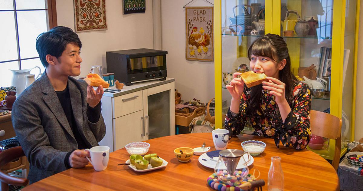 """""""泣けるほど美味しいトースト""""はどうやって焼けるのか?朝食が至福の時間となる「プレミアムオーブントースター すばやき」"""