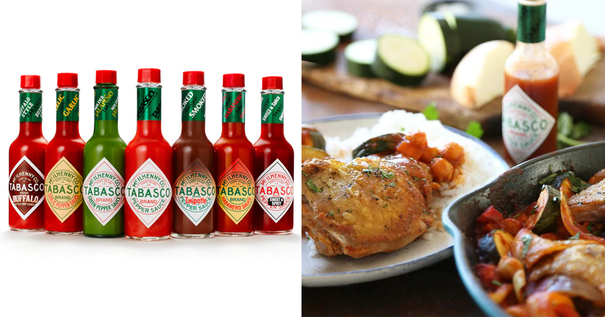 【タバスコの活用レシピ!】ピザだけが使い道じゃない!隠れた万能調味料「TABASCO®ソース」で料理のレパートリーを広げよう