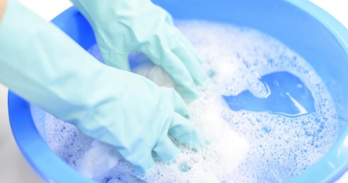 今さら聞けない!手洗いの洗濯方法7種をプロが伝授