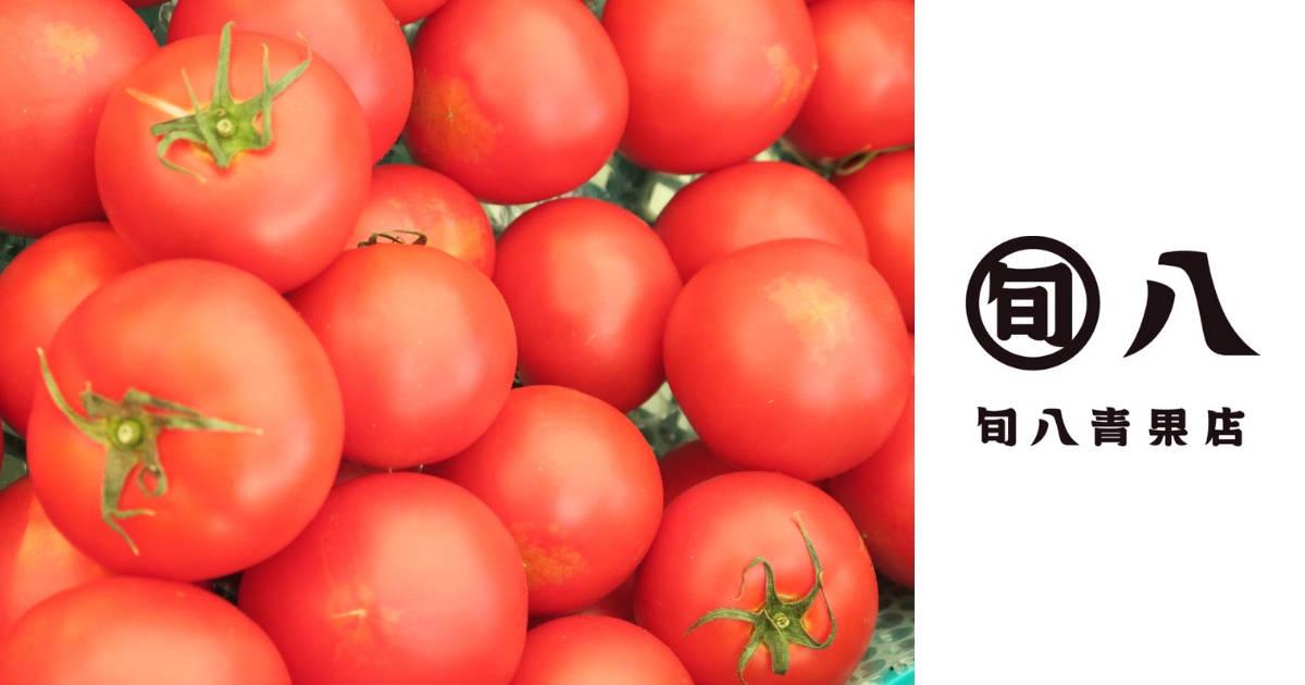 旬な【フルーツトマト】をもっと美味しく!八百屋が教えるフルーツトマトの豆知識(選び方・保存方法・レシピ)