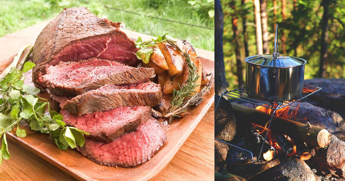 2019年のキャンプトレンド調査!みんなが食べたいキャンプ料理の理想と現実は?