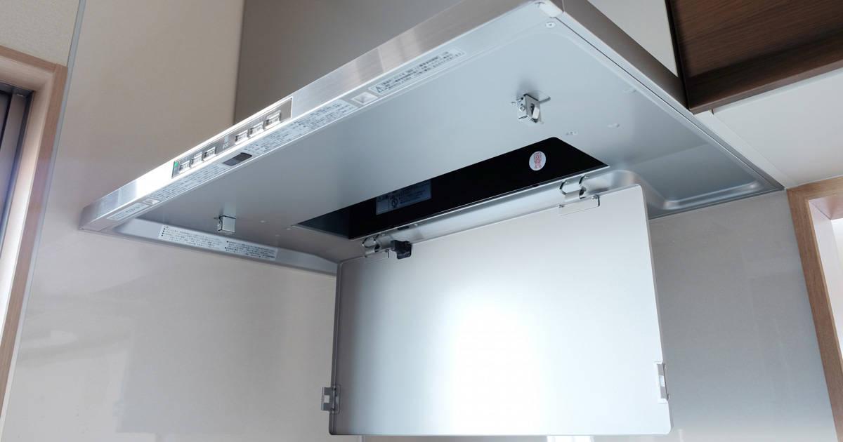 ベタベタの油汚れはこうすれば落ちる!台所の換気扇・レンジフードをキレイに掃除する方法