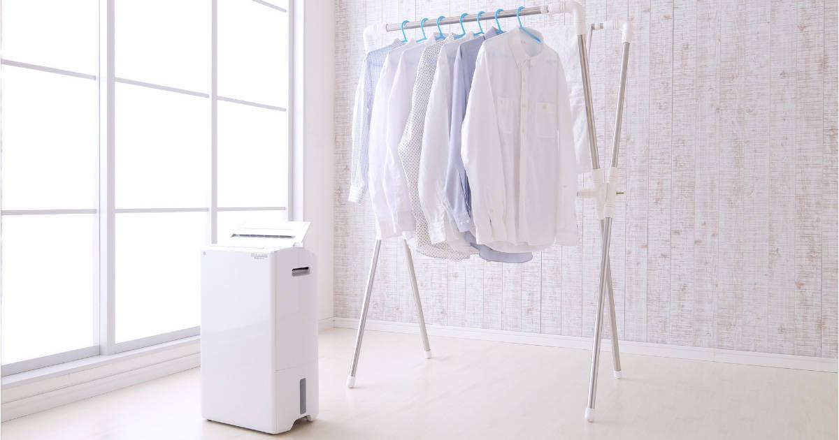 梅雨シーズン前に対策を!衣類にカビを発生させない洗濯&保管テクニック