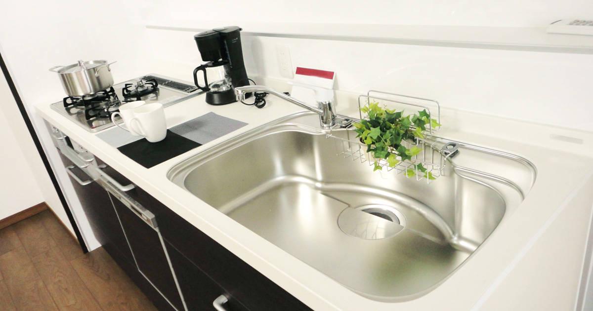 【保存版】台所の掃除方法(シンク・コンロ・スポンジの除菌・排水口・換気扇・レンジフード)