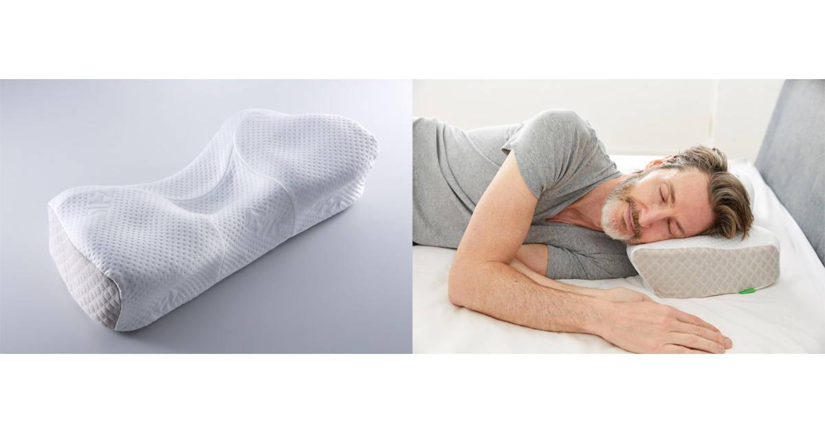 自分と家族の安眠のために──いびきケアをしながら快眠も実現できる「スージーSS快眠枕」