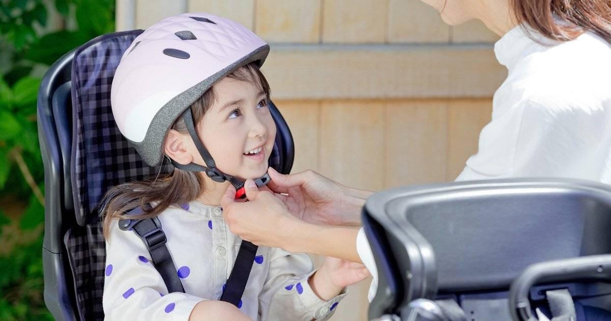 子どもの43%が非着用!安全な自転車運転に不可欠なヘルメット着用のススメ【正しいかぶせ方の動画解説あり】