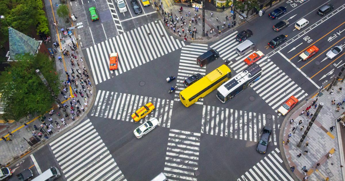 最新の都道府県別「危ない交差点ワースト5」とは?家族を交通事故から守るポイント