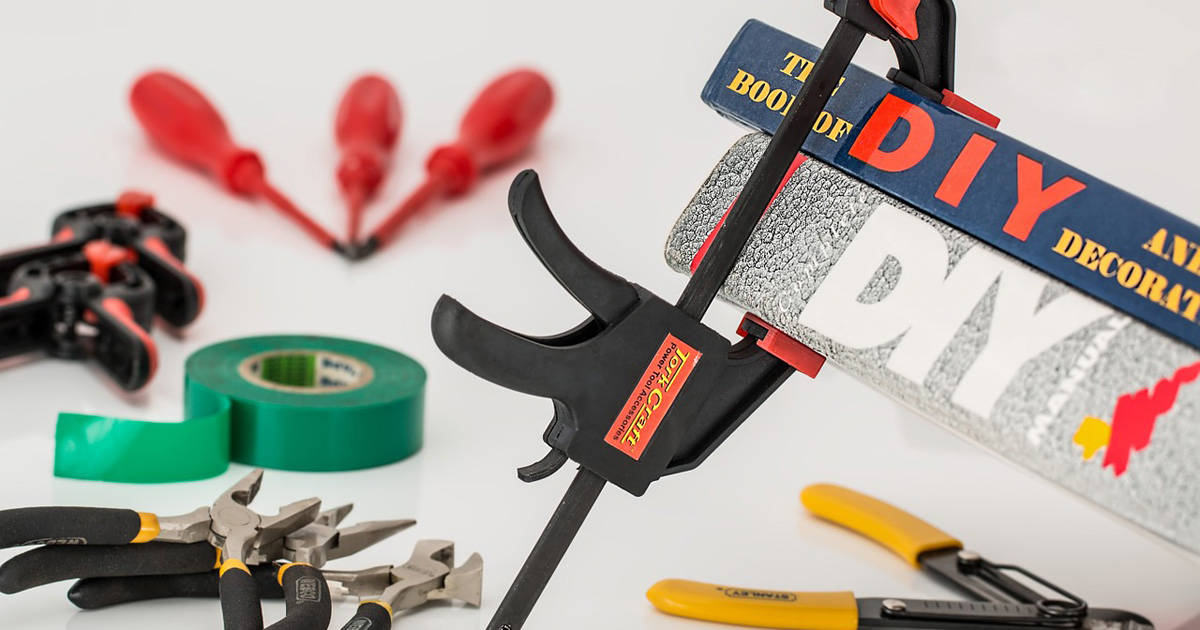 【プロ解説】DIY初心者が揃えておくべきDIY道具(工具)9選
