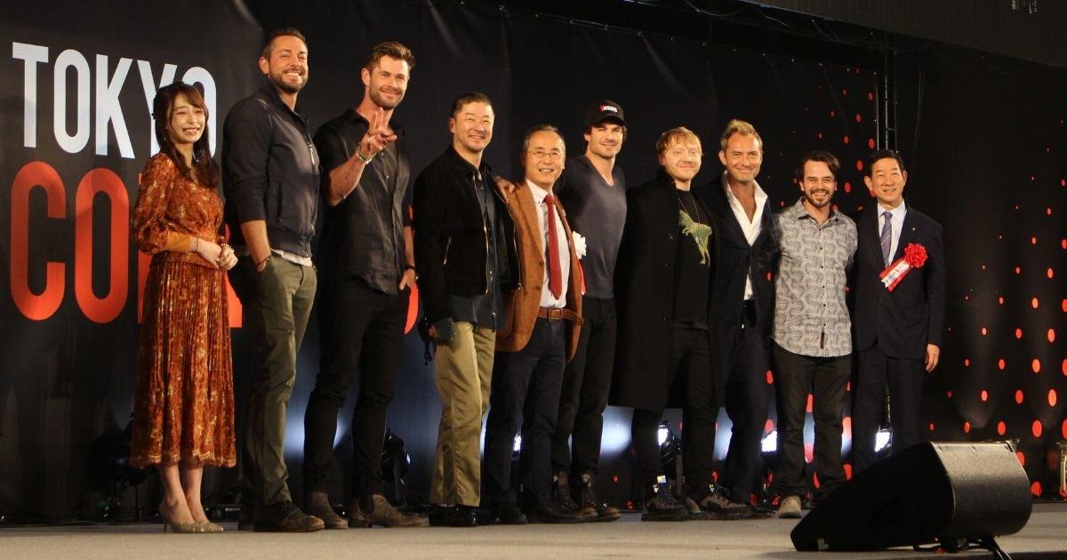 【速報!】日米ポップカルチャーの祭典!「東京コミコン2019」の熱狂をレポート