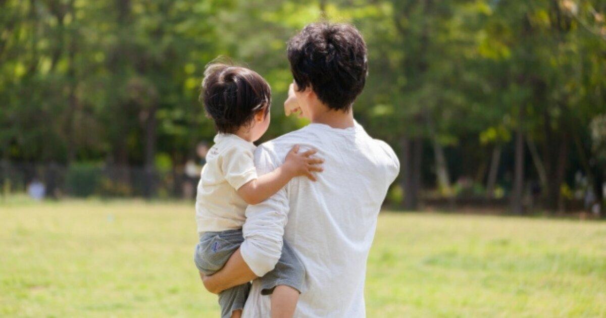 パパと子どもの触れ合いが親子の愛情を深める!子育てが楽しくなるスキンシップのススメ