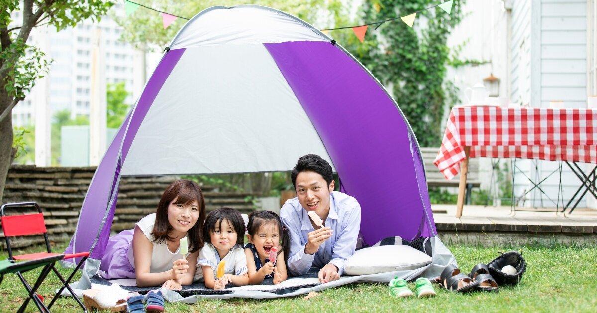 おうちキャンプを楽しもう!自宅でアウトドア気分が満喫できるおすすめグッズ12選