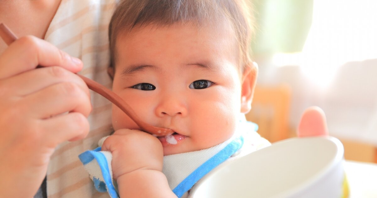 ママの負担を軽減し、我が子との絆を深める!パパの離乳食作り入門 ①離乳食作りの基本・準備~ゴックン期編