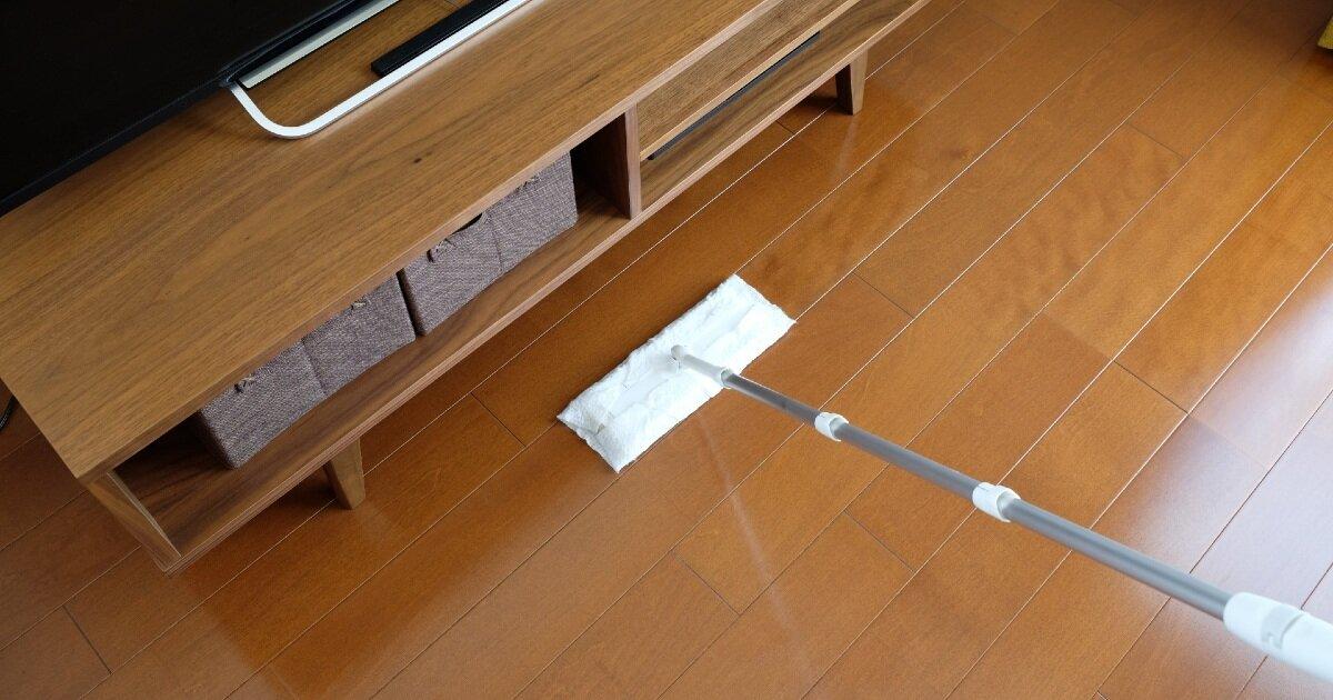 【床掃除で感染症対策】ウイルス感染リスクは床に潜んでる!家族の健康を守る正しい床掃除術