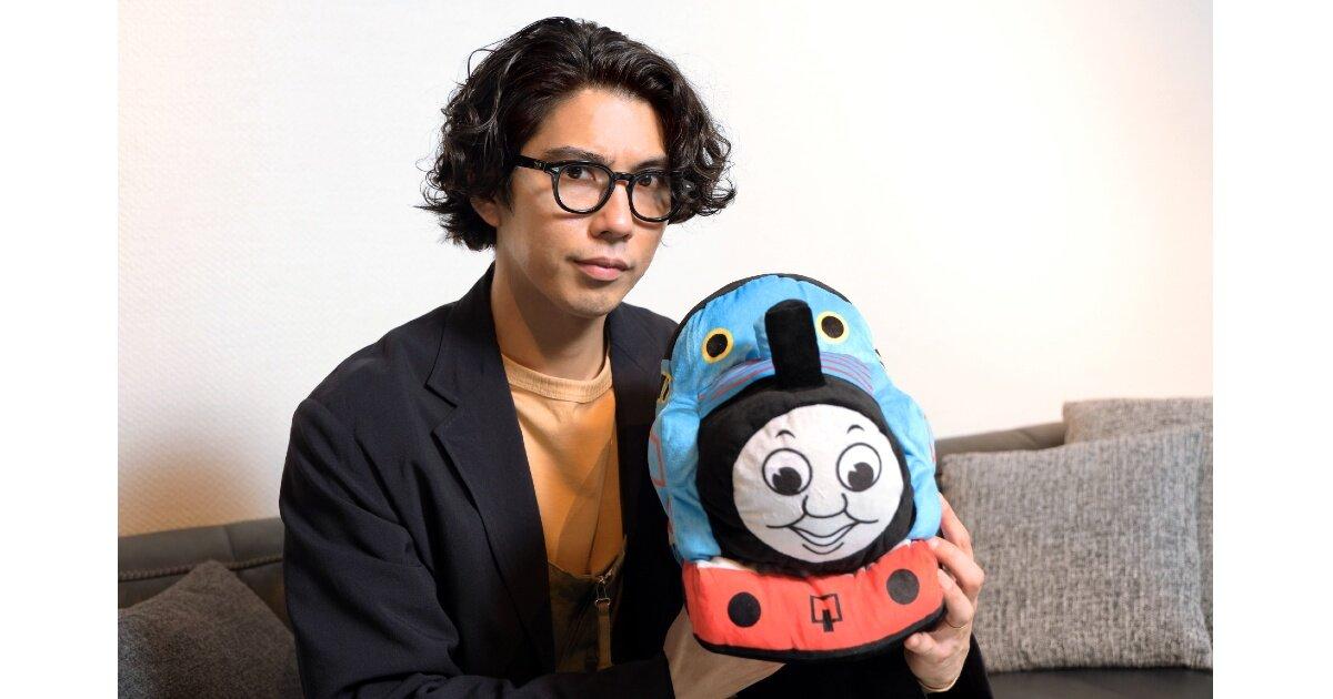 ゲスト声優として実感したトーマスの魅力とは?賀来賢人さんが『映画 きかんしゃトーマス おいでよ!未来の発明ショー!』の見どころと吹き替え秘話を語る