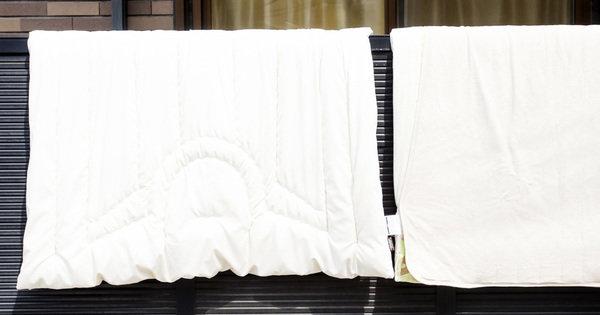 布団の干し方,布団の天日干し,布団 たたき,家men