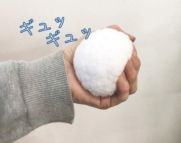 家men,雪合戦,スノーボール