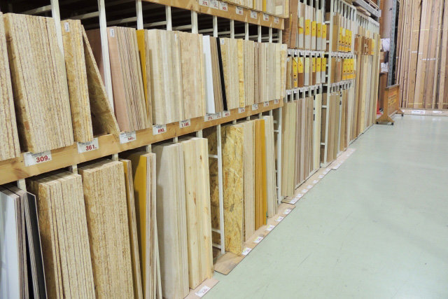 家men,DIY,初心者,木材,種類