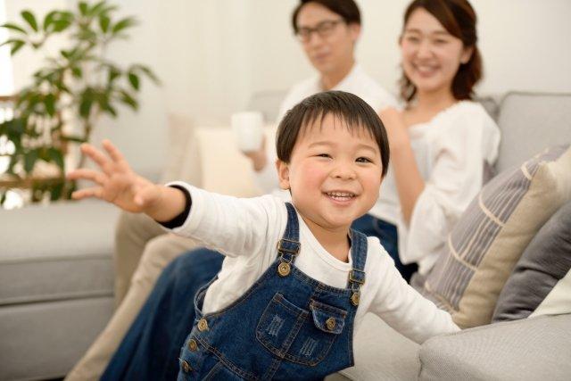 家men,ほめる,親,子ども,謙遜,返し方,受け答え