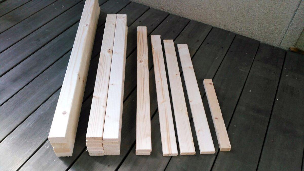 アウトドア,DIY,木材