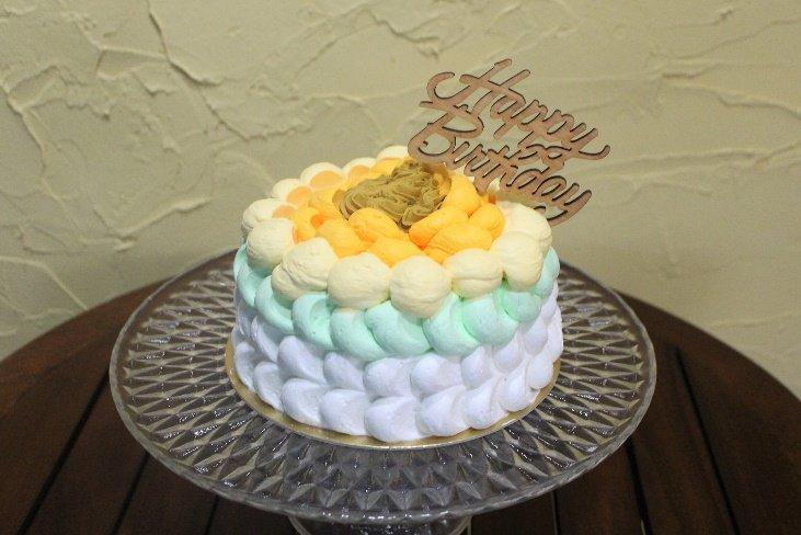 スマッシュケーキ,1歳