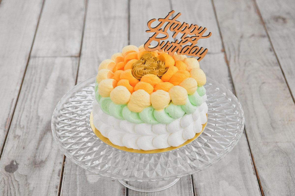 スマッシュケーキ,誕生日