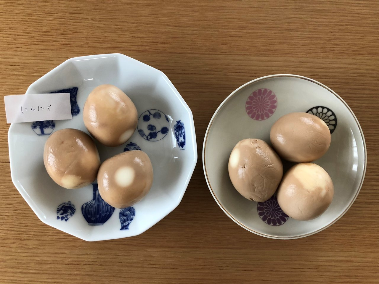 家men,燻製,くんたま,燻製卵,乾燥,拭き取り