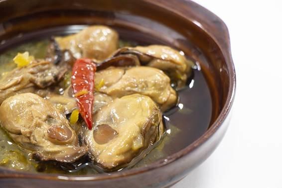 牡蠣 燻製,牡蠣 スモーク,牡蠣のオイル漬け,家men