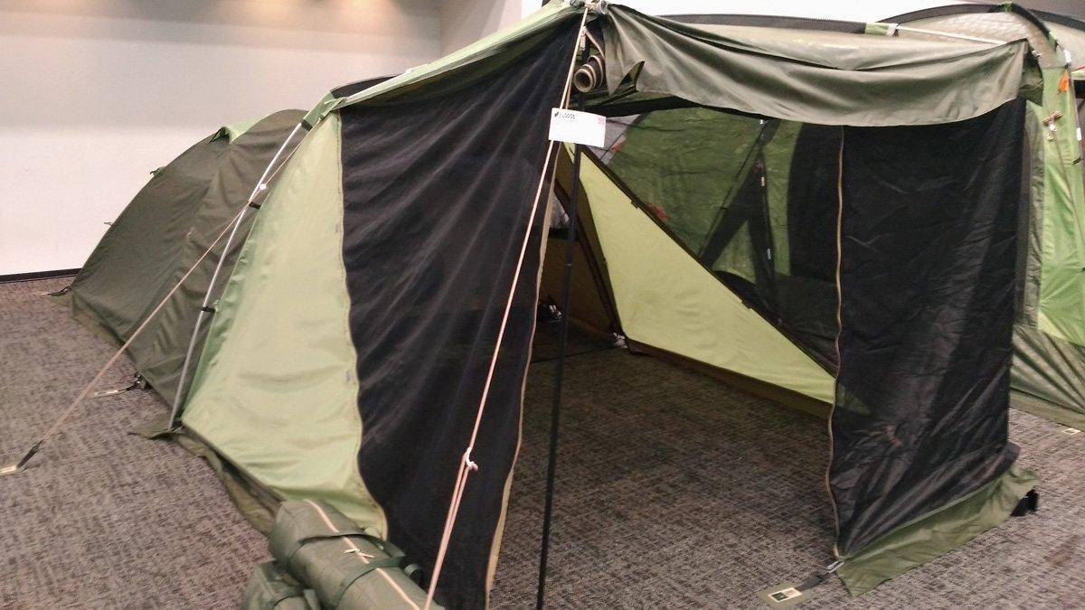 プレミアム3ルームドゥーブル XL-BJ,テント,家men,LOGOS,ロゴス,アウトドア,キャンプ,グッズ