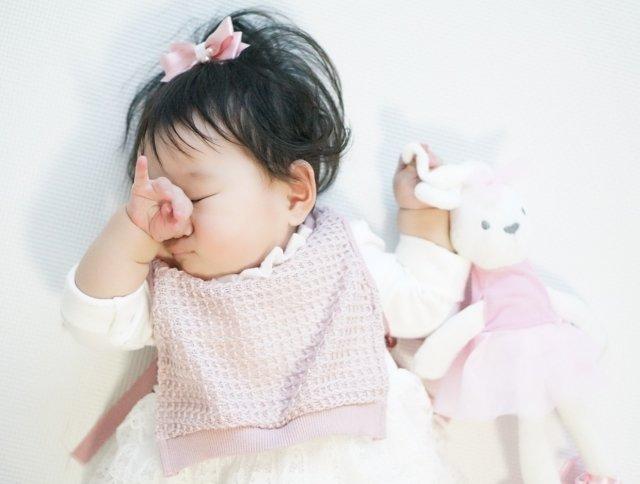 赤ちゃん,睡眠