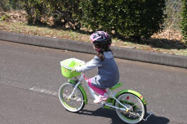 自転車,練習