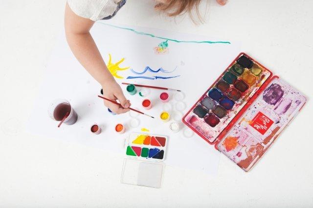 親子の趣味,お絵描き・塗り絵